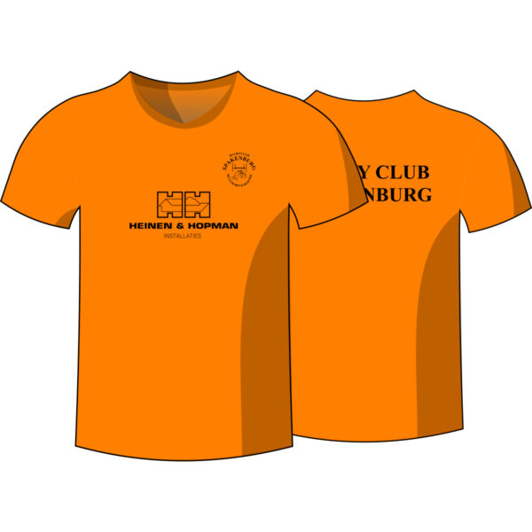 RCS Oranje Warmloop Shirt